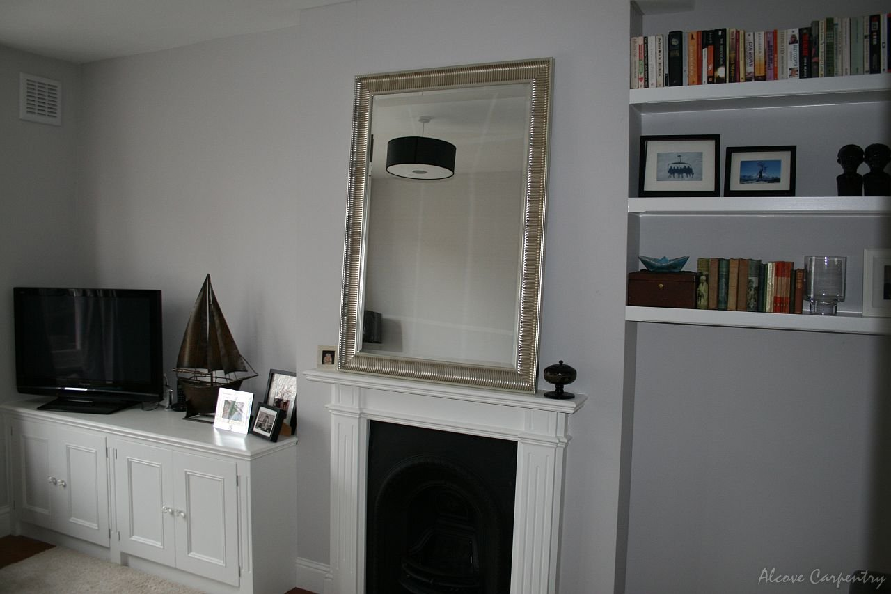 Alcove Units | Alcove Carpentry