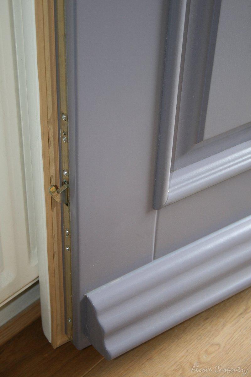 Doors Alcove Carpentry