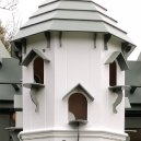 Bespoke bird house dovecote