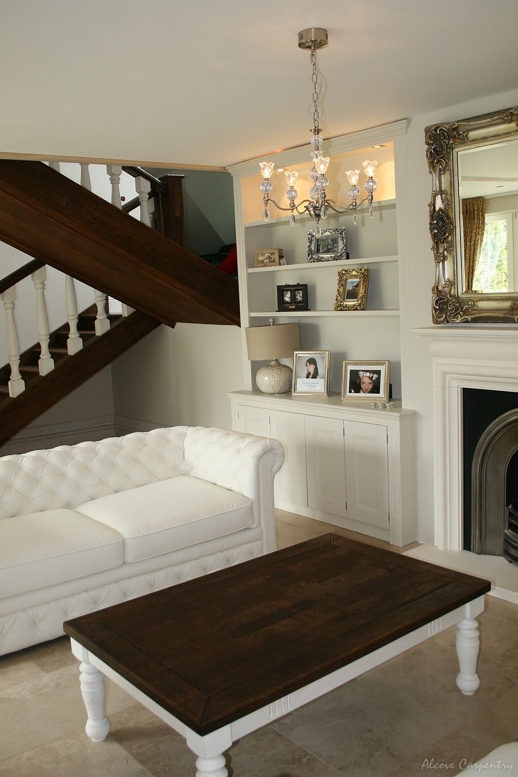 Alcove Carpentry Interior And Custom Made Furniture
