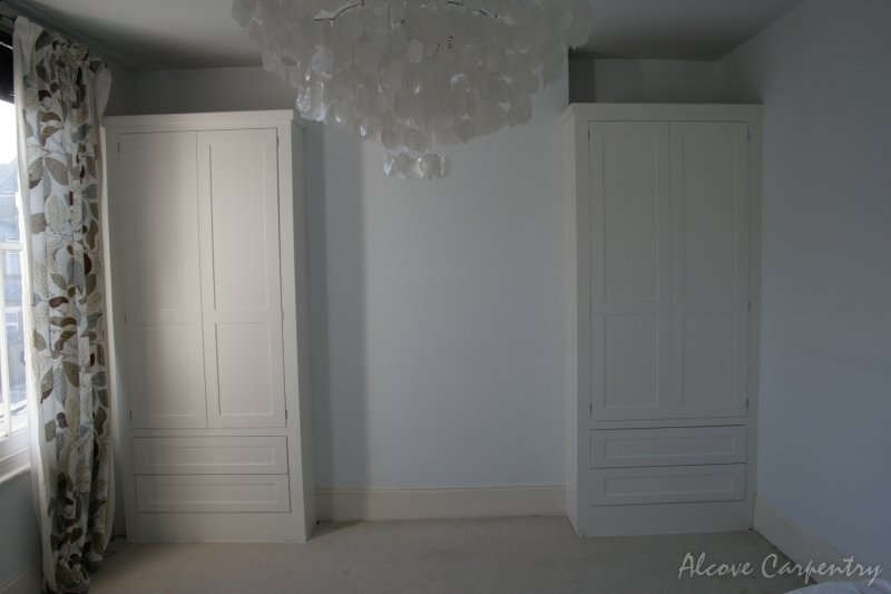 London Fitted Wardrobes | Alcove Carpentry