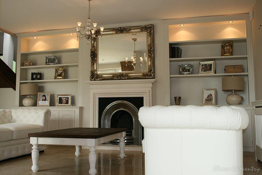 alcove units alcove carpentry. Black Bedroom Furniture Sets. Home Design Ideas