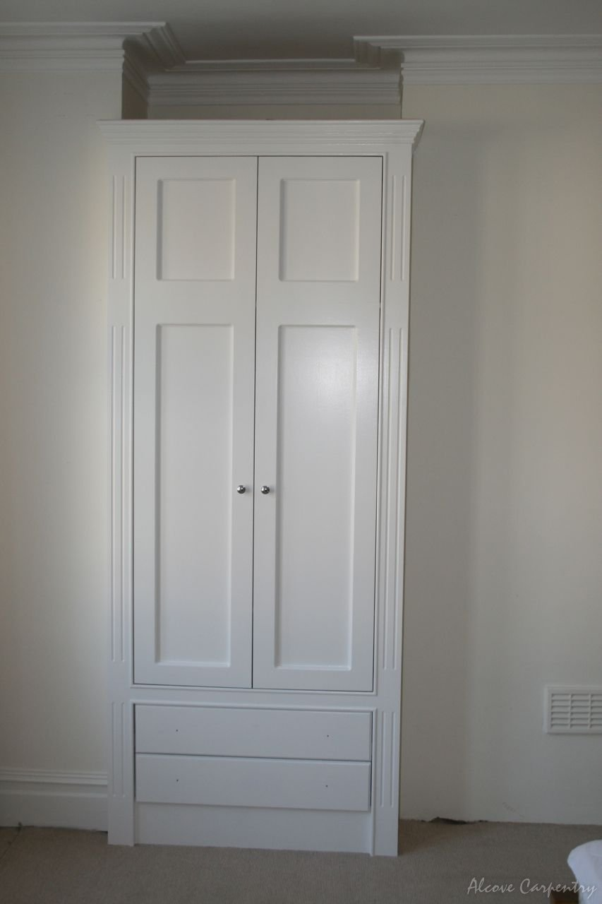 Fitted Cupboards Alcove Carpentry